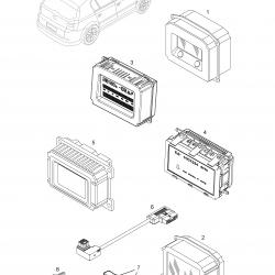 ΜΟΝΑΔΑ, ΟΘΟΝΗ LCD, ΟΘΟΝΗ ΠΟΛΛΑΠΛΩΝ ΛΕΙΤΟΥΡΓΙΩΝ, SIGNUM, VECTRA-C